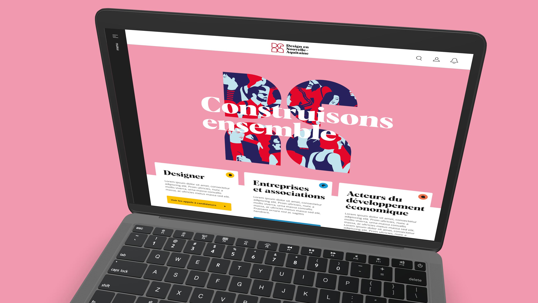 Un centre de design virtuel pour les acteurs de la Nouvelle-Aquitaine
